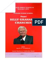 Billy Grahama Chanchin