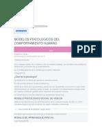 Psicología Clínica - INFORMACION MODELOS DE TRANSTORNOS  2.pdf.docx