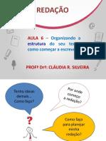 AULA6 Redação Online