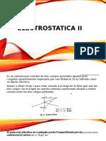 Electrostatica II (Capitulo 3)