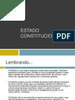 Resumão Estado Constitucional