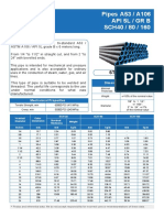 Data Sheet - Carbon Steel Pipe - Fiorella Repre