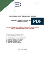 PROYECTO DE EXPORTACION DE CHOCOLATE DE CACAO CON FRUTAS DESHIDRATADAS.pdf