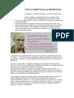 historia-clc3adnica-orientada-al-problema.doc