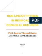 Non-linear Physics in Reinforced Concrete Buildings