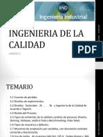 Ingenieria de La Calidad