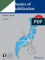 Edward C. Benzel - Biomechanics of Spine Stabilization (2015, Thieme).pdf