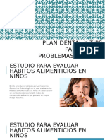 Plan Dental y Tips Para Evitar Problemas Bucales