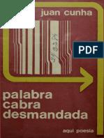 Juan Cunha - Palabra Cabra Desmandada