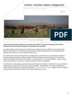 Drogas Ilícitas y Terrorismo Vínculos Reales e Imaginarios-esglobal.org