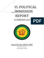 Political Commission Final Report_16 February 2019