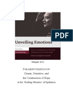 art Martzavou, Dream, Narrative and the Construction of Hope in 'Healing Miracles' of Epidauros, en Unveiling Emotions 2012.pdf