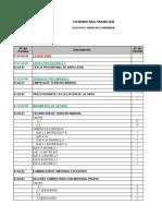 Excel Metrados