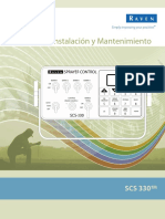 016-0159-644-ES-D - SCS 330 Installation and Maintenance Manual - Spanish.pdf