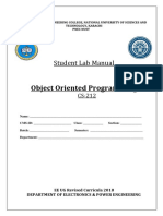 Student Lab File Format