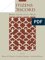 Breed, Damon & Rossi (eds), Citizens of Discord. Rome and Its Civil Wars, OUP 2010.pdf