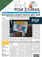 The Suffolk Journal 10/20/2010