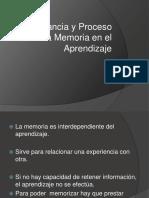 Presentacion Memoria
