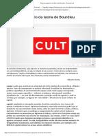 Pequeno Glossário Da Teoria de Bourdieu - Revista Cult