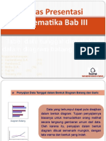 Tabel Data Tunggal Dinyatakan Dalam Diagram Batang Dan Garis