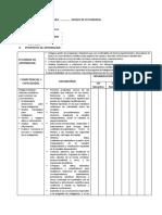 Lista de Cotejo Para Evaluar La Unidad Didactica Elaborada