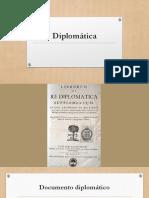 Diplomática
