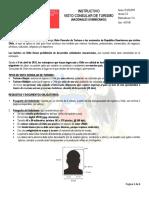 Visto Consular de Turismo - Dominicanos (MAR 19)