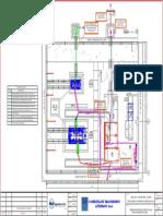 Oe-se01-013 Plano de Recorrido de Cable en Mt-recorrido de Cable