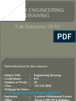 Eng Drawing first Lecture