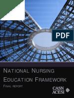 CASN National Education Framwork FINAL 2015