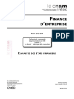 [Collection DCG intec 2013-2014] Philippe AVARE, Jean-Claude COILLE - UE 116 Finance d'entreprise 116 Série 1 (2013, Cnam Intec)