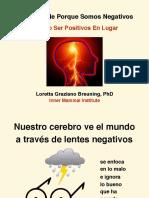 7 Razones de Porque Somos Negativos