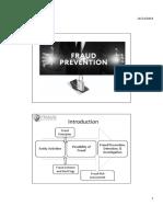 4 Fraud Prevention