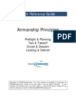 Airmanship Principles Quick Reference Guide
