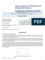 Wavelet Analysis and Applications in Economics and Finance