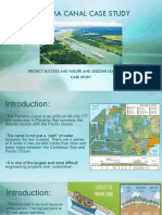 Panama Canal Case Study