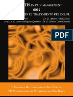 LEX ARTIS IN PAIN MANAGEMENT 2012 LEX ARTIS EN EL TRATAMIENTO DEL DOLOR.pdf