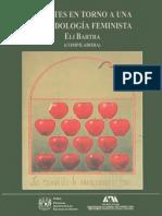 Eli Bartra - Debates en torno a una metodologia feminista.pdf
