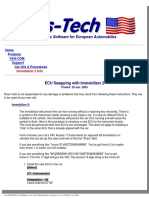 DDE73 M57 Description (2009-2010) | Turbocharger | Systems Engineering