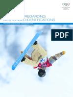 La guía para los Juegos Olímpicos de Invierno Pieonchang 2018