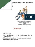 Tema 12 psicología del desarrollo