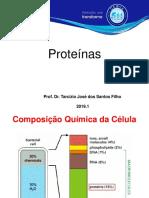 Aula 2 - Proteínas, Estrutura, Função e Análise Clínica