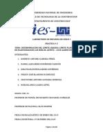 Mecanica de Suelo Informe 5