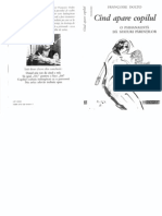 Cand Apare Copilul o Psihanalista Da Sfaturi Parintilor Dolto Humanitas 1994