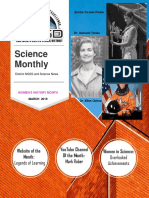 science monthly march 2019