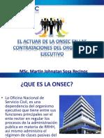 El Actuar de la ONSEC Guatemala