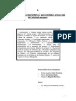 2. Disposiciones Fundamentales y Generalidades Procesales Del Juicio de Amparo.