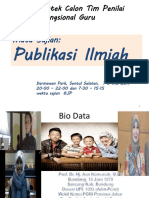 PUBLIKASI ILMIAH