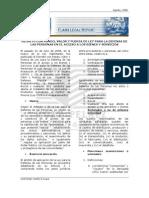 Ley de Defensa en El Acceso a Los Bienes y Servicios