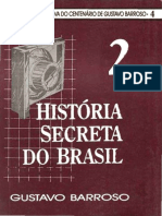 Historia Secreta Do Brasil 2 Gustavo Barroso